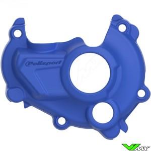 Polisport Ignition Cover Protector Blue - Yamaha YZF250
