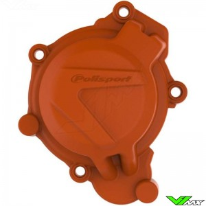 Polisport Ignition Cover Protector Orange - KTM 125SX 150SX