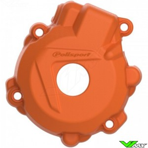 Polisport Ignition Cover Protector Orange - KTM 250EXC-F 350EXC-F FreeRide350