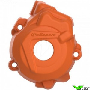Polisport Ignition Cover Protector Orange - KTM 250SX-F 350SX-F