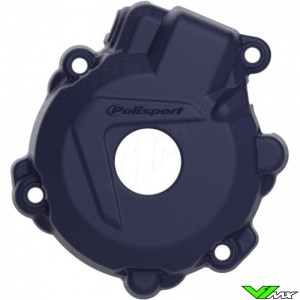 Polisport Ignition Cover Protector Husqvarna Blue - Husqvarna FE250 FE350