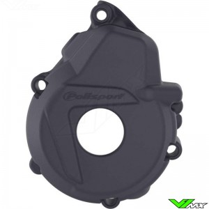 Polisport Ignition Cover Protector Husqvarna Blue - Husqvarna FX350