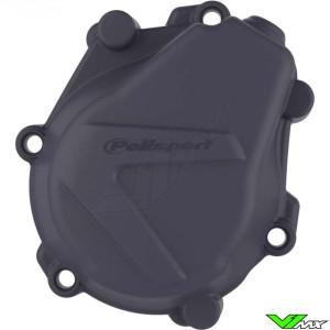 Polisport Ignition Cover Protector Husqvarna Blue - Husqvarna FC450 FE450 FE501 FX450
