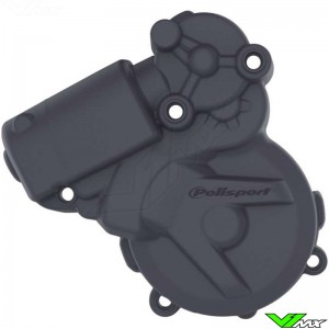 Polisport Ignition Cover Protector Husqvarna Blue - Husqvarna TE250 TE300