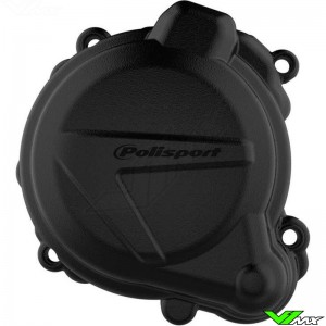 Polisport Ignition Cover Protector Black - Beta RR250-2t RR300-2t Xtrainer300-2t