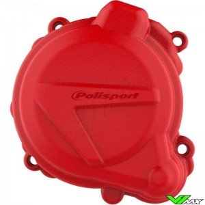Polisport Ignition Cover Protector Beta Red - Beta RR250-2t RR300-2t Xtrainer300-2t