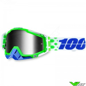 100% Racecraft Crossbril Alchemy - Mirror Lens