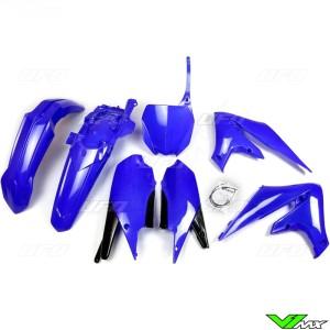 UFO Plastic Kit Blue - Yamaha YZF250 YZF450