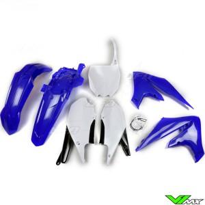UFO Plastic Kit OEM - Yamaha YZF250 YZF450