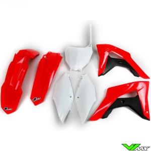 UFO Plastic Kit OEM - Honda CRF250RX CRF450RX
