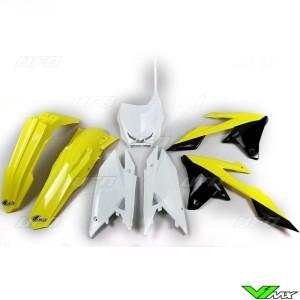 UFO Plastic Kit OEM - Suzuki RMZ250 RMZ450