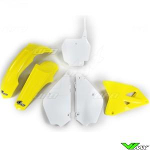 UFO Restyle Plastic Kit OEM - Suzuki RM85