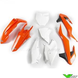 UFO Plastic Kit OEM - KTM 85SX