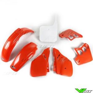 UFO Plastic Kit OEM - Honda CR125