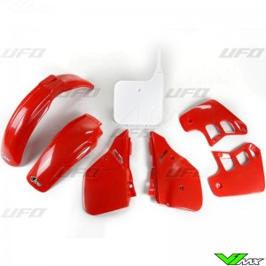 UFO Plastic Kit OEM - Honda CR250