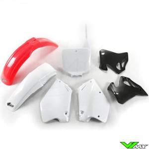 UFO Plastic Kit OEM 97 - Honda CR125