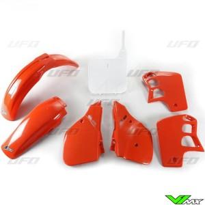 UFO Plastic Kit OEM 90 - Honda CR500