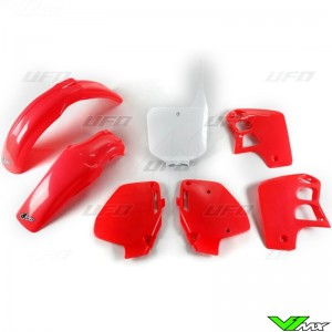 UFO Plastic Kit OEM 92-94 - Honda CR500