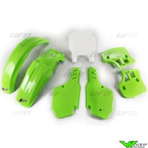 UFO Plastic Kit OEM - Kawasaki KX500