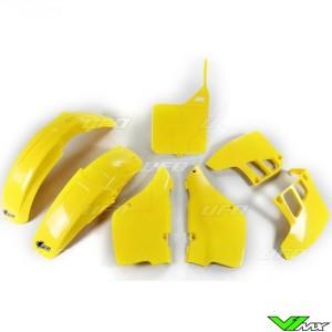 UFO Plastic Kit OEM - Suzuki RM125