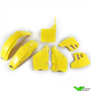 UFO Plastic Kit OEM - Suzuki RM250