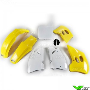 UFO Kappenset OEM - Suzuki RM125 RM250