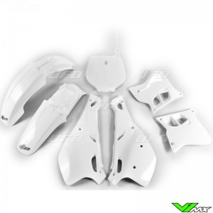 UFO Plastic Kit OEM - Yamaha YZ125 YZ250