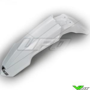UFO Front Fender White - Suzuki RMZ250 RMZ450