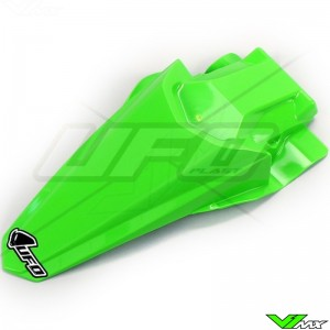 UFO Rear Fender Green - Kawasaki KX85