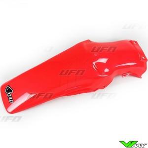 UFO Rear Fender Red - Honda CR125 CR250 CR500