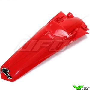 UFO Rear Fender Red - Honda CRF250R CRF450R