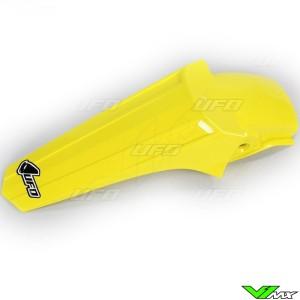 UFO Restyle Rear Fender Yellow - Suzuki RM85