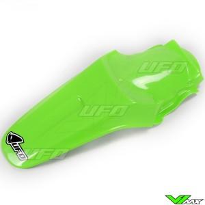UFO Restyle Rear Fender Green - Kawasaki KX85