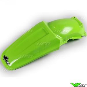 UFO Rear Fender Green - Kawasaki KX125 KX250