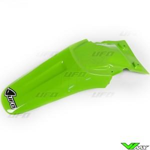 UFO Restyle Rear Fender Green - Kawasaki KX65 KLX110