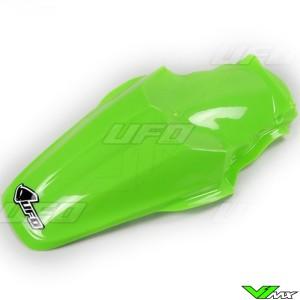 UFO Rear Fender Green - Kawasaki KX80