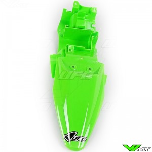 UFO Rear Fender Green - Kawasaki KLX110