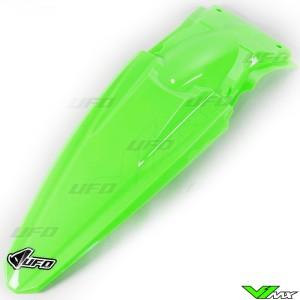 UFO Rear Fender Fluo Green - Kawasaki KXF250 KXF450