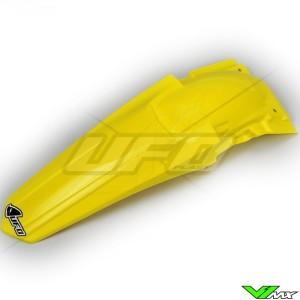 UFO Rear Fender Yellow - Suzuki RMZ250