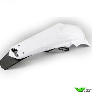 UFO Rear Fender White with LED light - Yamaha WR450F
