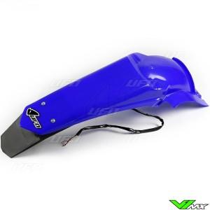 UFO Rear Fender Blue with LED light - Yamaha WR450F