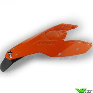 UFO Achterspatbord / Zijnummerplaten Oranje - KTM