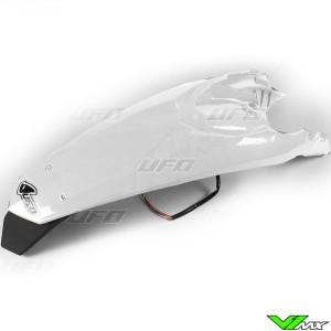 UFO Achterspatbord Wit - KTM