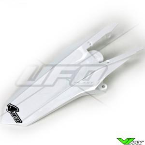 UFO Rear Fender White - Husqvarna FE250 FE350 FE450 FE501 TE125 TE250 TE300