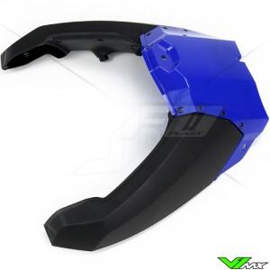 UFO Airbox Cover Blue - Yamaha YZF250 YZF450 WR250F WR450F