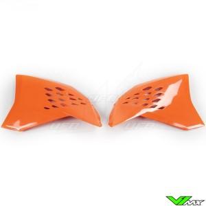 UFO Radiateurkappen Oranje - KTM