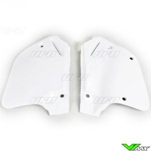 UFO Zijnummerplaten Wit - Honda CR125 CR250