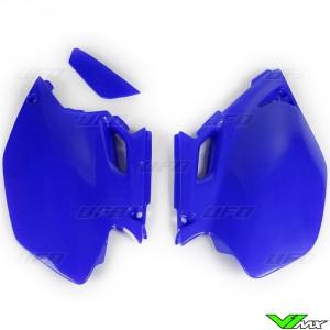 UFO Zijnummerplaten Blauw - Yamaha WR250F WR450F