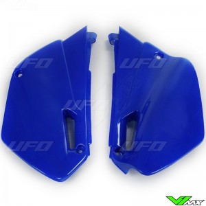 UFO Side Number Plate Blue - Yamaha YZ85