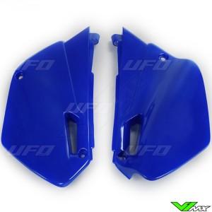UFO Zijnummerplaten Blauw - Yamaha YZ85